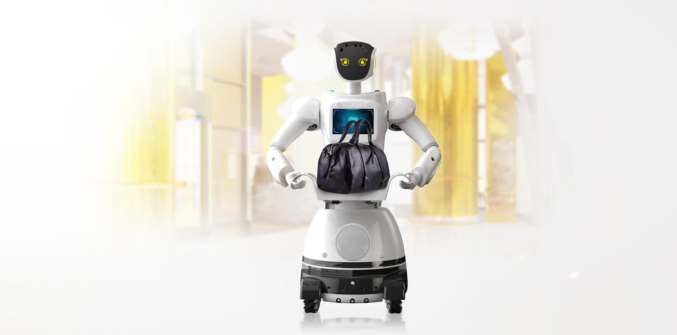 Hotel Sky - Robot