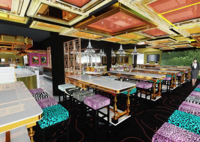 Hotel Sky Sandton - Equinox Restaurant