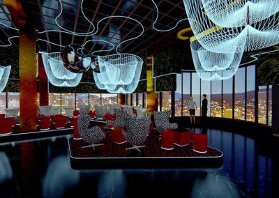 Hotel Sky Cape Town - Sky Bar