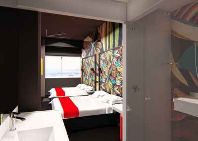 Hotel Sky Cape Town - Rooms