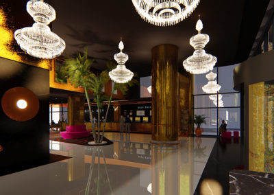 Hotel Sky Cape Town - Reception
