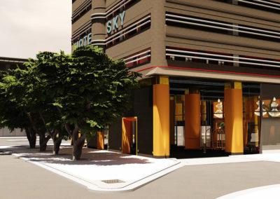 Hotel Sky Cape Town - Exterior