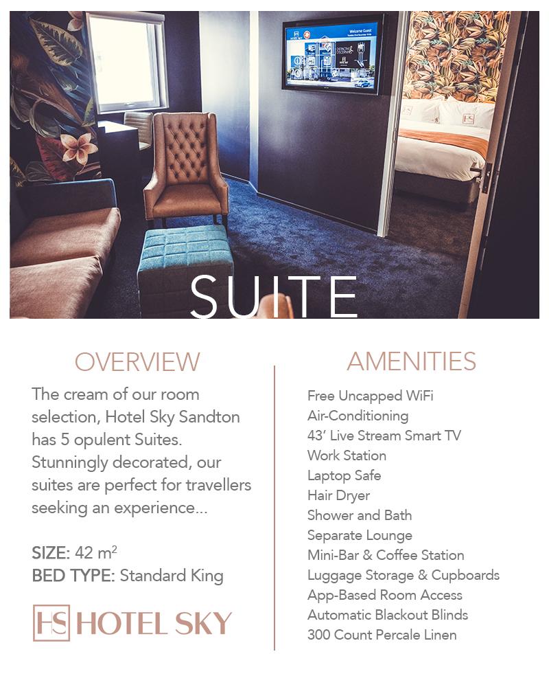 Hotel Sky Suite