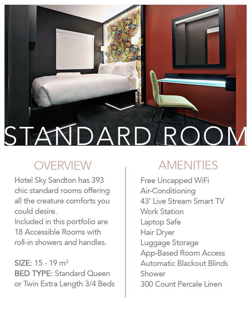 Hotel Sky Standard Room