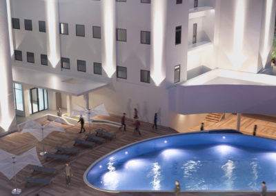 Hotel Sky Sandton - Pool
