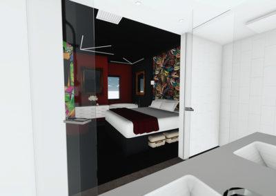 Hotel Sky Sandton - Room