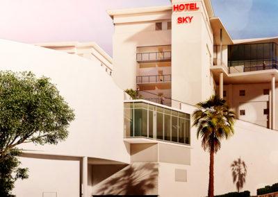 Hotel Sky Sandton Exterior