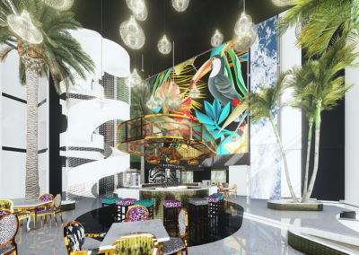 Hotel Sky Sandton - Galileo Lounge