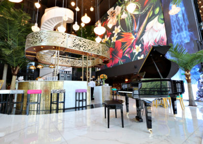 Galileo Piano Lounge at Hotel Sky Sandton