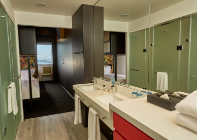 Bunk Bed Rooms at Hotel Sky Cape Town