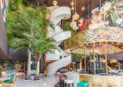 Galileo Piano Lounge at Hotel Sky Sandton