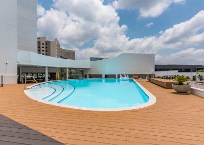 Pool at Hotel Sky Sandton